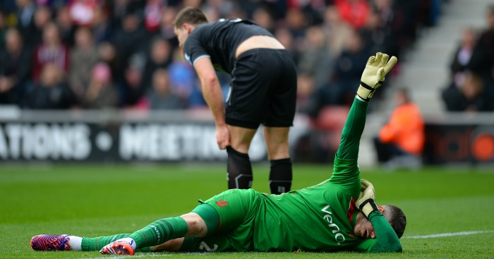 Fraser Forster: Goalkeeper suffered serious injury last March