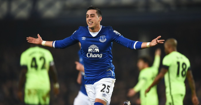 Ramiro Funes-Mori: Linked with Everton departure