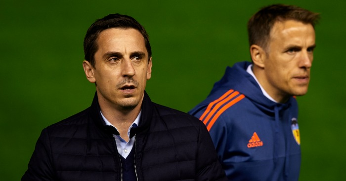 Gary Neville: Would like to stay at Valencia beyond end of the season