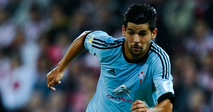 Nolito: Linked with West Ham, Arsenal and Liverpool