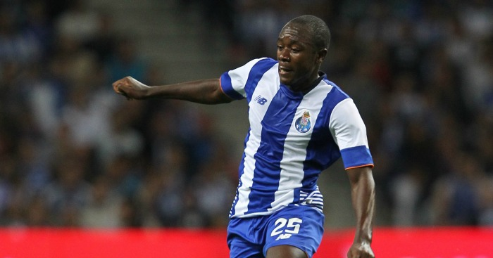 Giannelli Imbula: Porto midfielder could join Stoke City