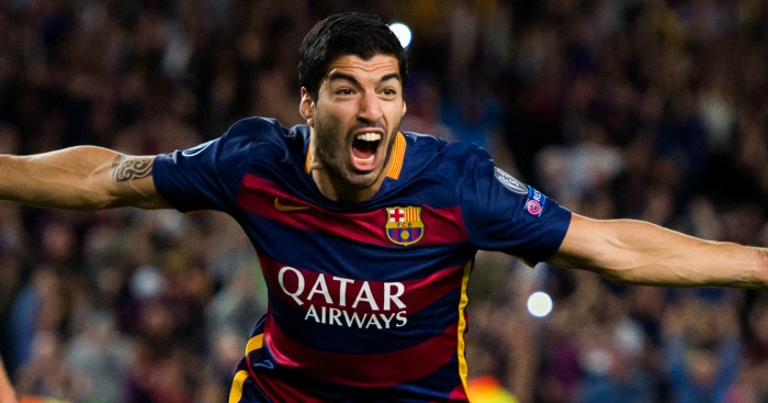 Luis Suarez: 'Hurt' his daughter