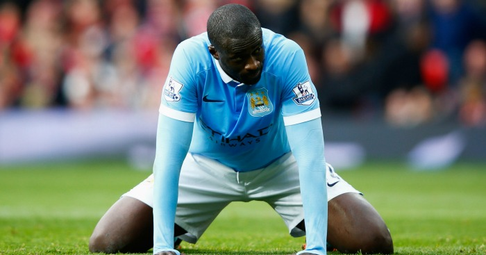 Yaya Toure: Tipped to move to China on £500,000 a week contract