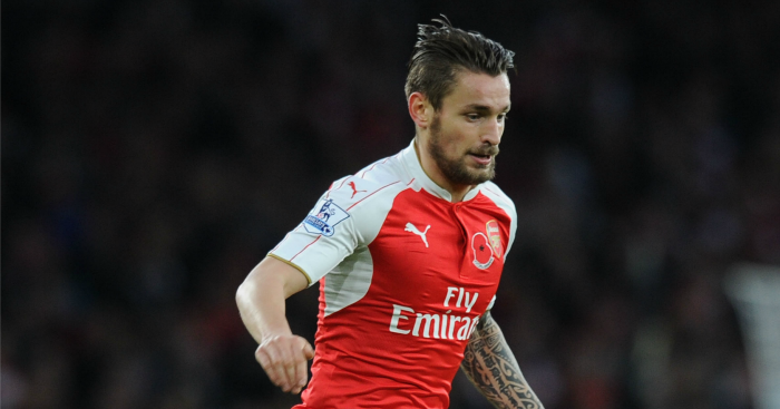 Mathieu Debuchy: Looking to move from Arsenal