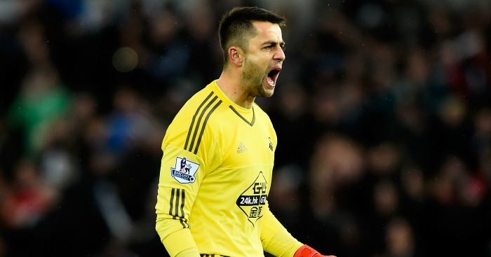 Lukasz Fabianski: Positive Swansea can improve performances