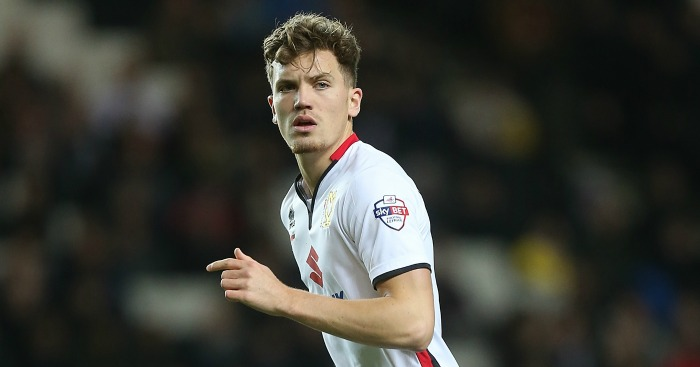 Sam Gallagher: Completes Blackburn loan switch