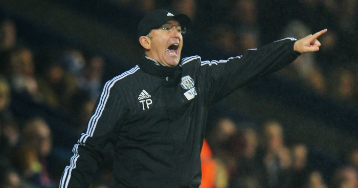 "Tony Pulis: West Brom ""a top ten club that can go to cup finals"""