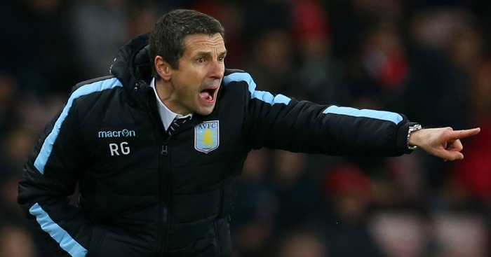 """Remi Garde: Villa have had problems for """"many years"""""""