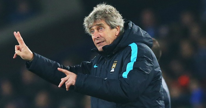 Manuel Pellegrini: Will be making changes against Norwich