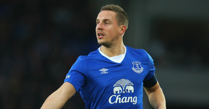 Phil Jagielka: Still wanted at Everton