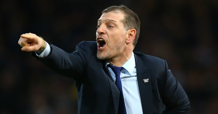 Slaven Bilic: Points to Hammers' fading confidence