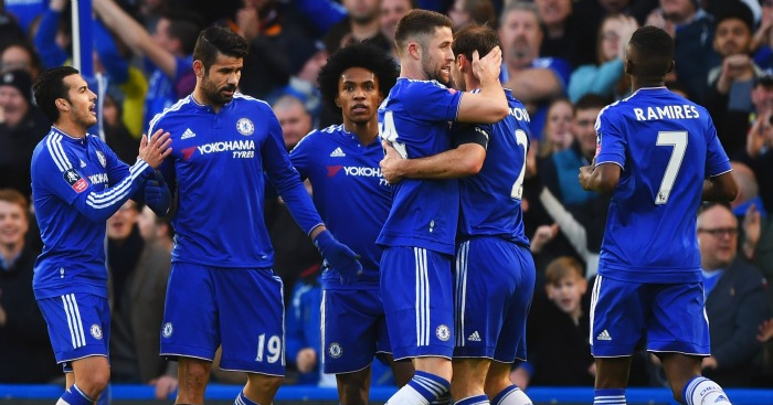 Chelsea: Progress to FA Cup fourth round after 2-0 win