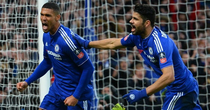 Loftus-Cheek: Scored on FA Cup debut to seal win for Chelsea