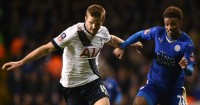 Eric Dier and Demarai Gray: Aiming for three points tomorrow