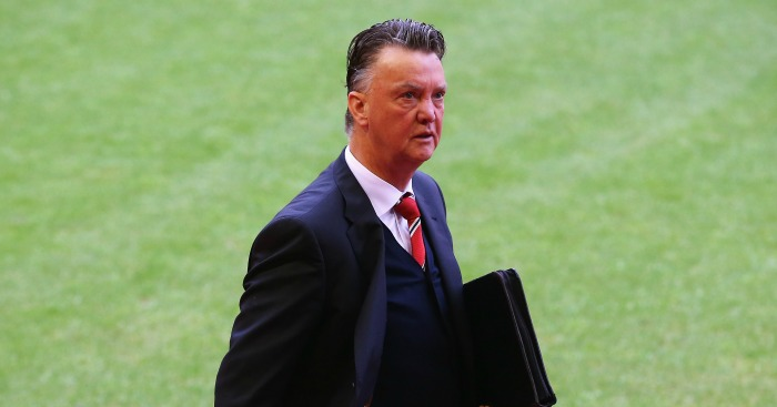 Louis Van Gaal: Backed to come through defining week by Steve Coppell