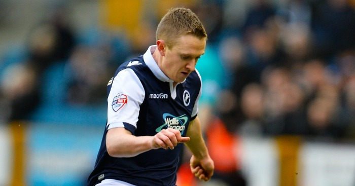 Shane Ferguson: Signed for Millwall on permanent basis
