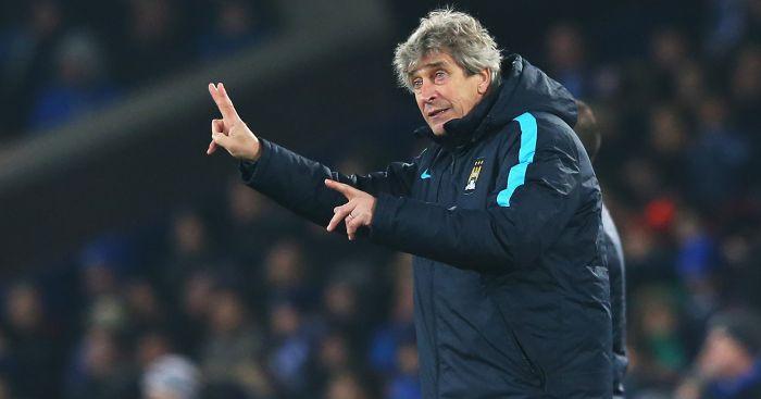 Man City boss Manuel Pellegrini has denied Premier League rivals have worked his team out.