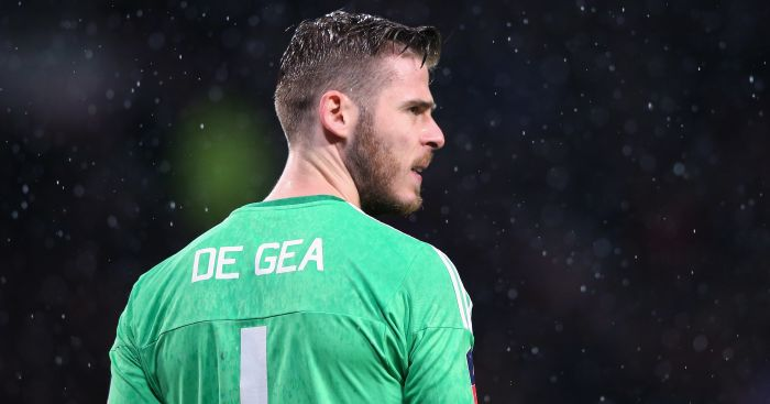 David De Gea: Saw move to Real Madrid break down last summer