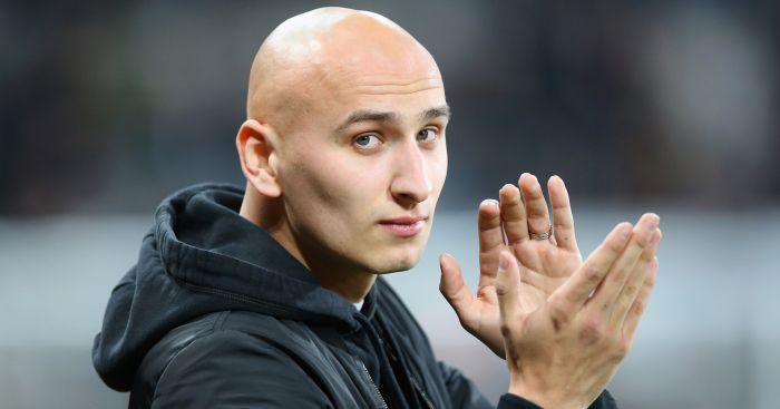 Jonjo Shelvey: Joined Newcastle this week