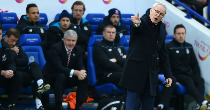 Claudio Ranieri: Praised his players