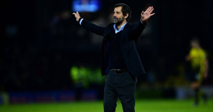 Quique Sanchez Flores: Hailed his players
