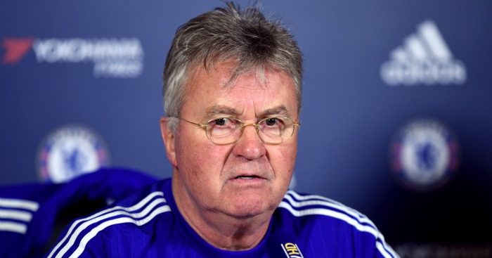 Guus Hiddink: Admires Arsenal's backing of Arsene Wenger