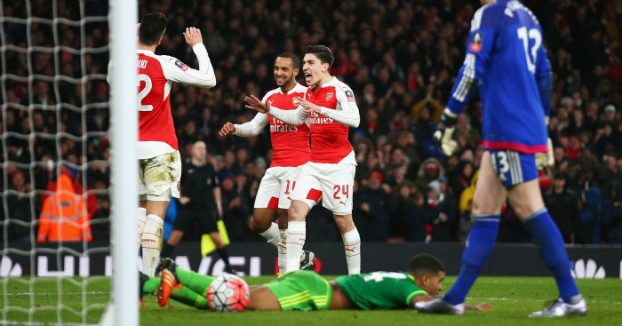 Hector Bellerin: Top target for Barca