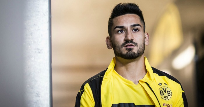 Ilkay Gundogan: Borussia Dortmund midfielder linked with Manchester City
