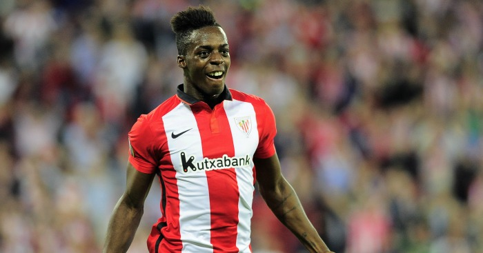 Inaki Williams: Forward signed new five-year contract