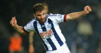 James Morrison: West Brom midfielder out of contract in summer
