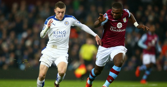 Jamie Vardy: Forward recorded at 22mph this season