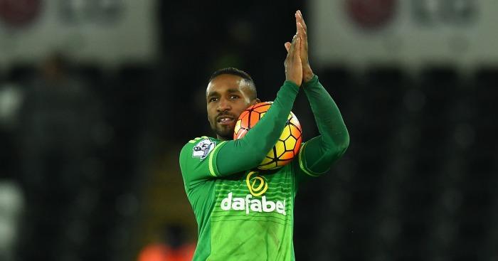 Jermain Defoe: Scored hat-trick in Sunderland's win at Swansea City