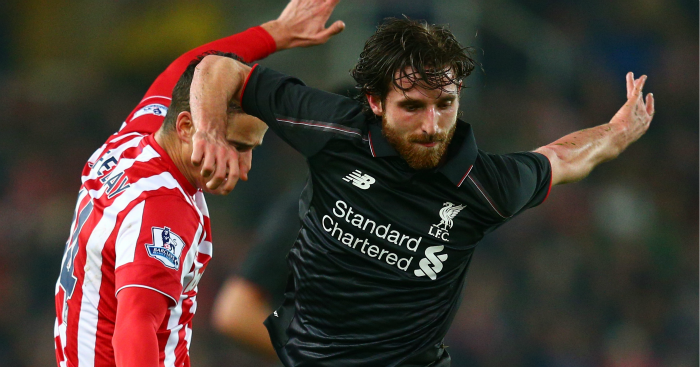 Joe Allen: On his way to Stoke