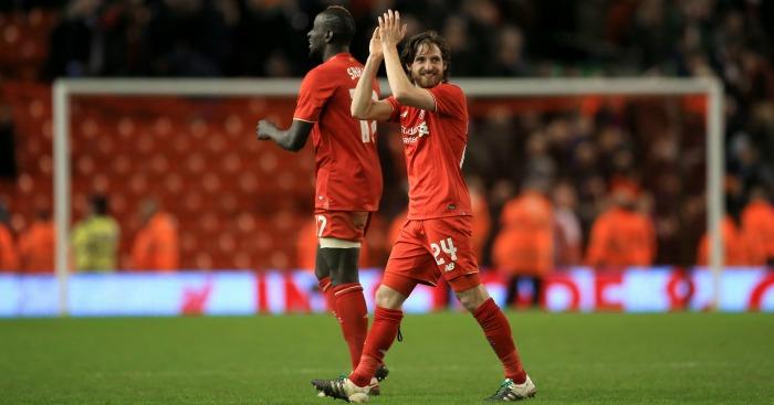 Joe Allen: Wants cup win to kickstart new Liverpool era