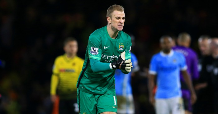 Joe Hart: Focused on this season