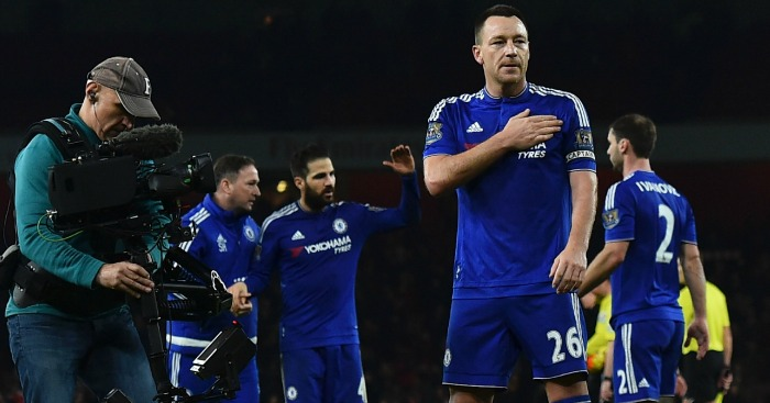 John Terry: Could yet be offered new Chelsea contract