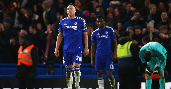 John Terry: Captain last of Chelsea stalwarts