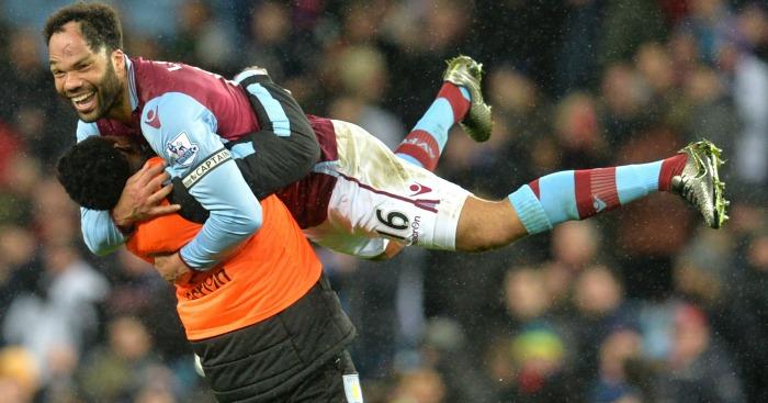 Joleon Lescott Aston Villa TEAMtalk
