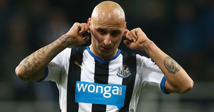 Jonjo Shelvey: Told by Rafael Benitez he can still be Newcastle hero
