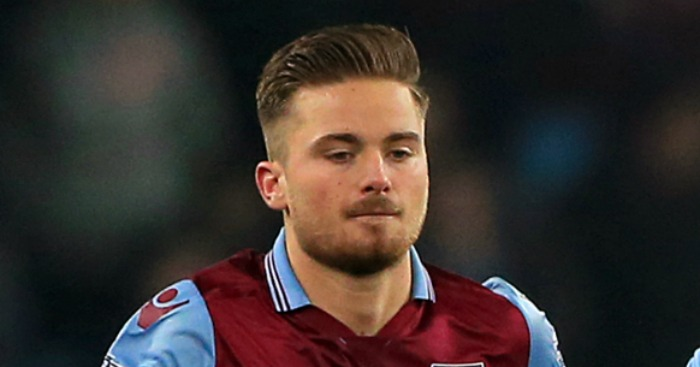 Jordan Lyden: Played for Aston Villa against Wycombe