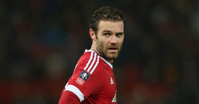 Juan Mata: Not Louis van Gaal's preferred type of winger