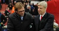 Jurgen Klopp and Arsene Wenger: Face each other on opening day