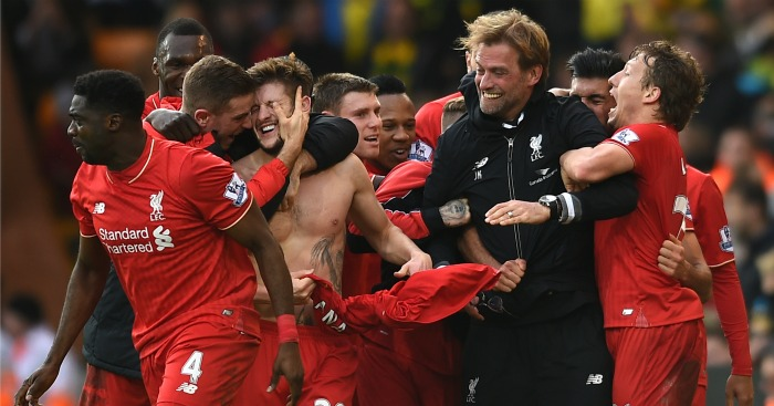 Jurgen Klopp: Lost glasses in Saturday's celebrations