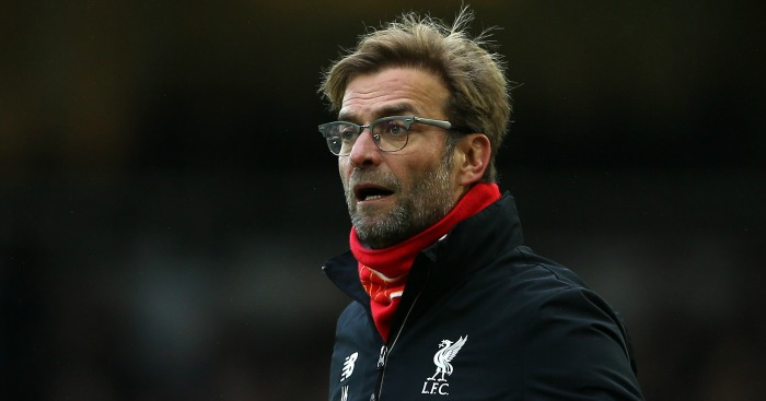 Jurgen Klopp: Looking to strengthen