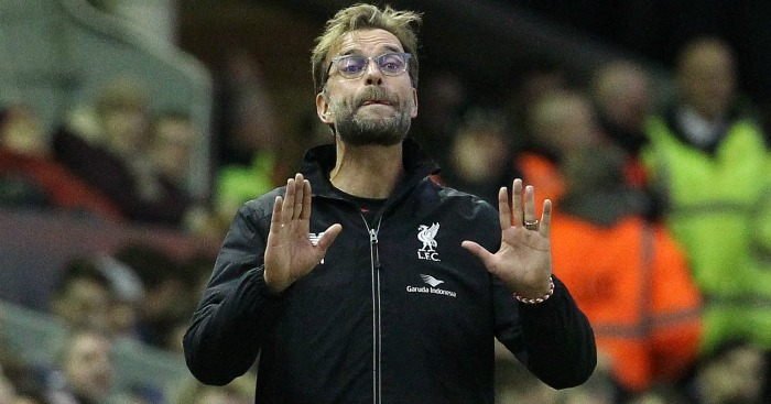 Jurgen Klopp: Working hard to restore Liverpool to glory