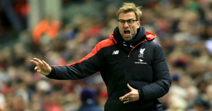 Jurgen Klopp: Could have attacking dilemma on his hands