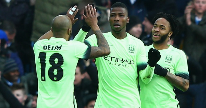 Kelechi Iheanacho: Opened the scoring