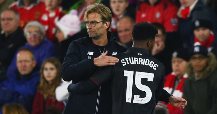 Jurgen Klopp: Insists all is well with Daniel Sturridge