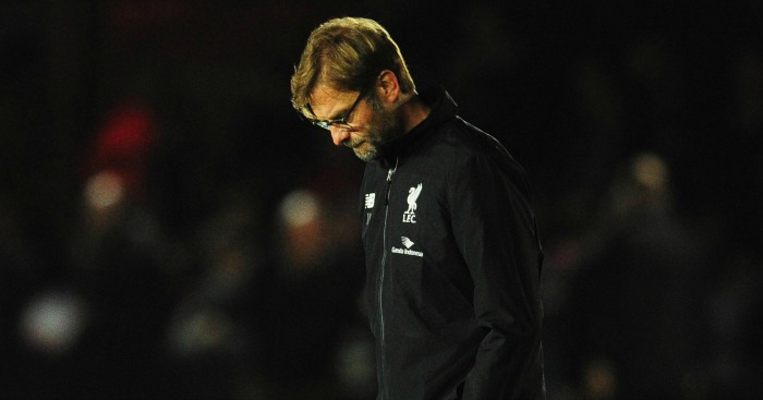 Jurgen Klopp: Wants Liverpool to be more robust
