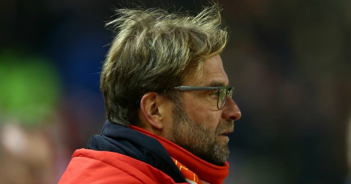 Jurgen Klopp: Happy with his young guns